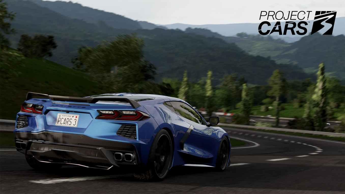 Les Alpinistes Project Cars 3 Corvette Honda 3   Project Cars 3: Alpine A110S et GT4 au programme