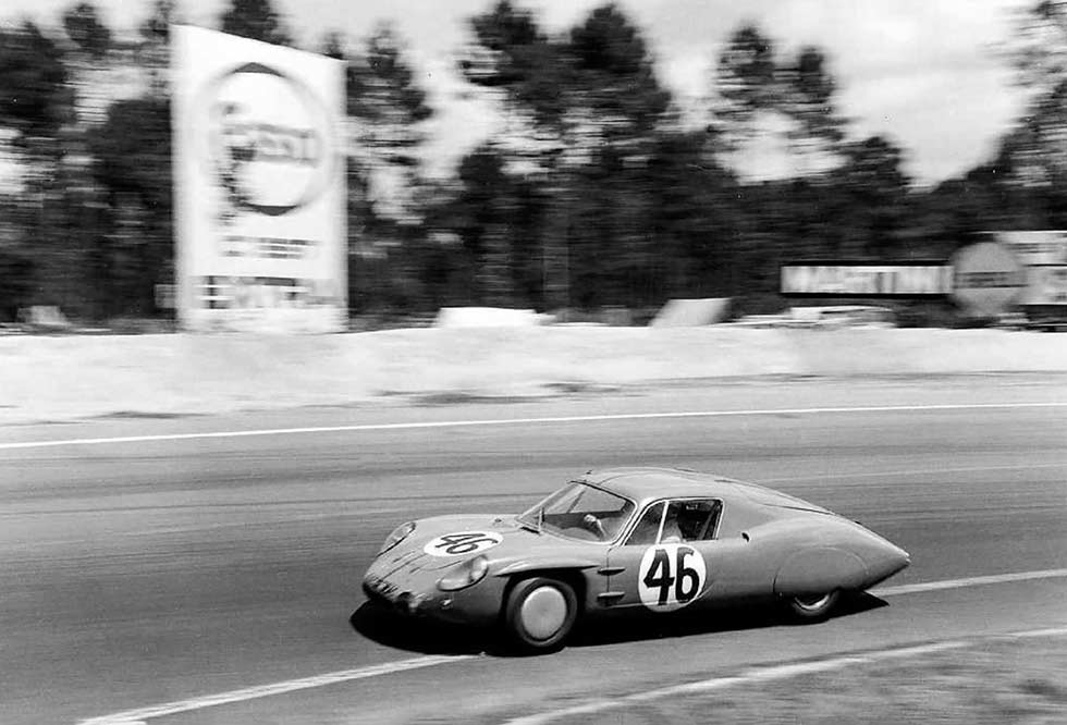1964 Alpine M64 4 | PassionnéMans Alpine ! (2ème Partie)
