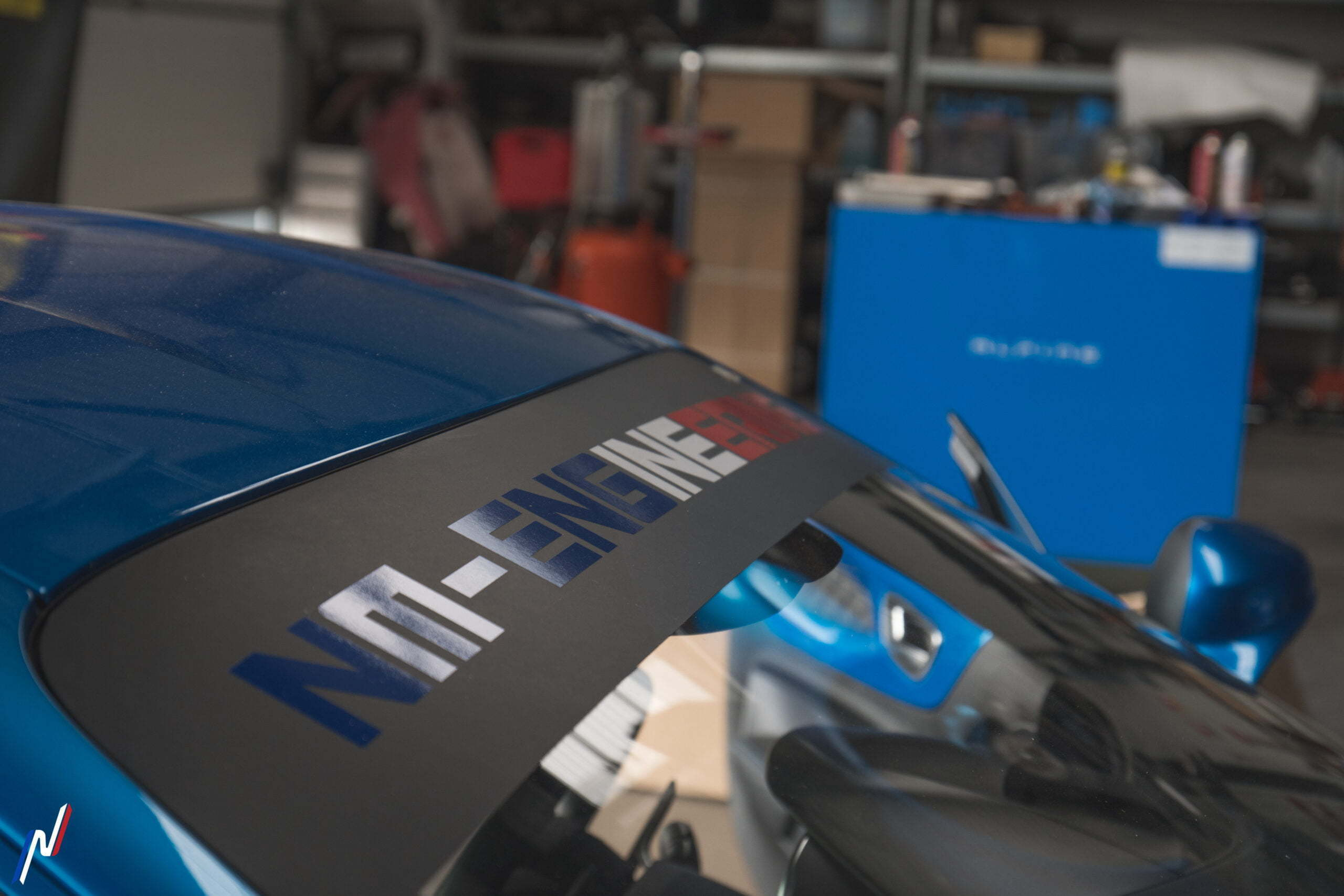 NM Engineering ALPINE A110 Stage 3 Shiftech 5 scaled | ESSAI: l'Alpine A110 de 340 ch préparée par Shiftech Lille
