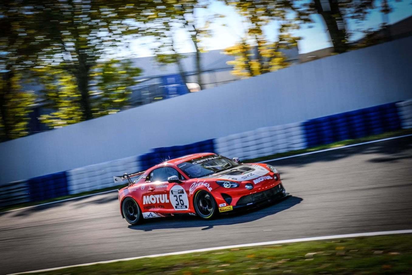 Alpine A110 GT4 FFSA GT 2020 Albi 21   Alpine A110 GT4 : le plein de points à Albi pour la 1ère course !
