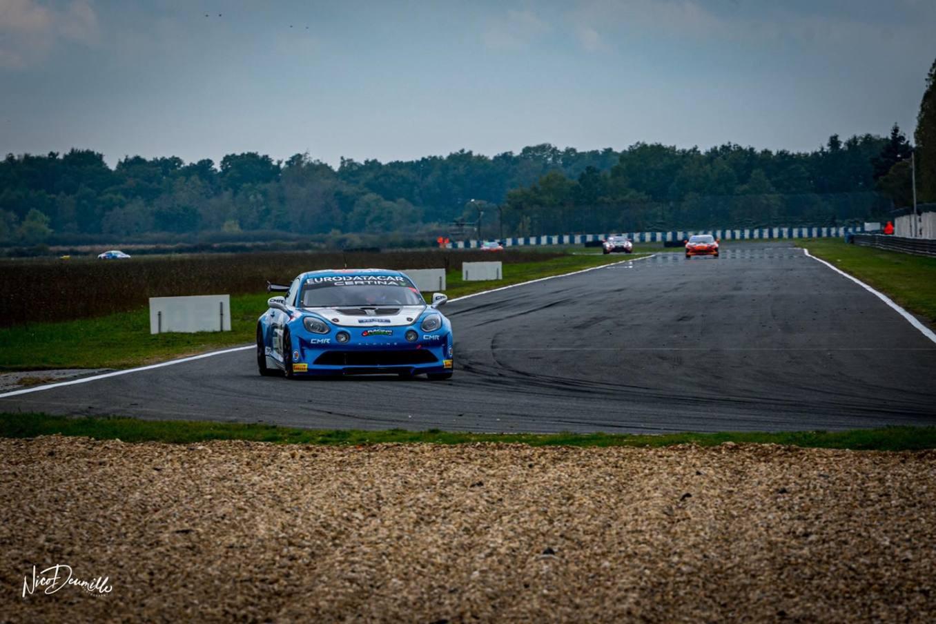 Alpine A110 GT4 FFSA GT 2020 Albi 29   Alpine A110 GT4 : le plein de points à Albi pour la 1ère course !