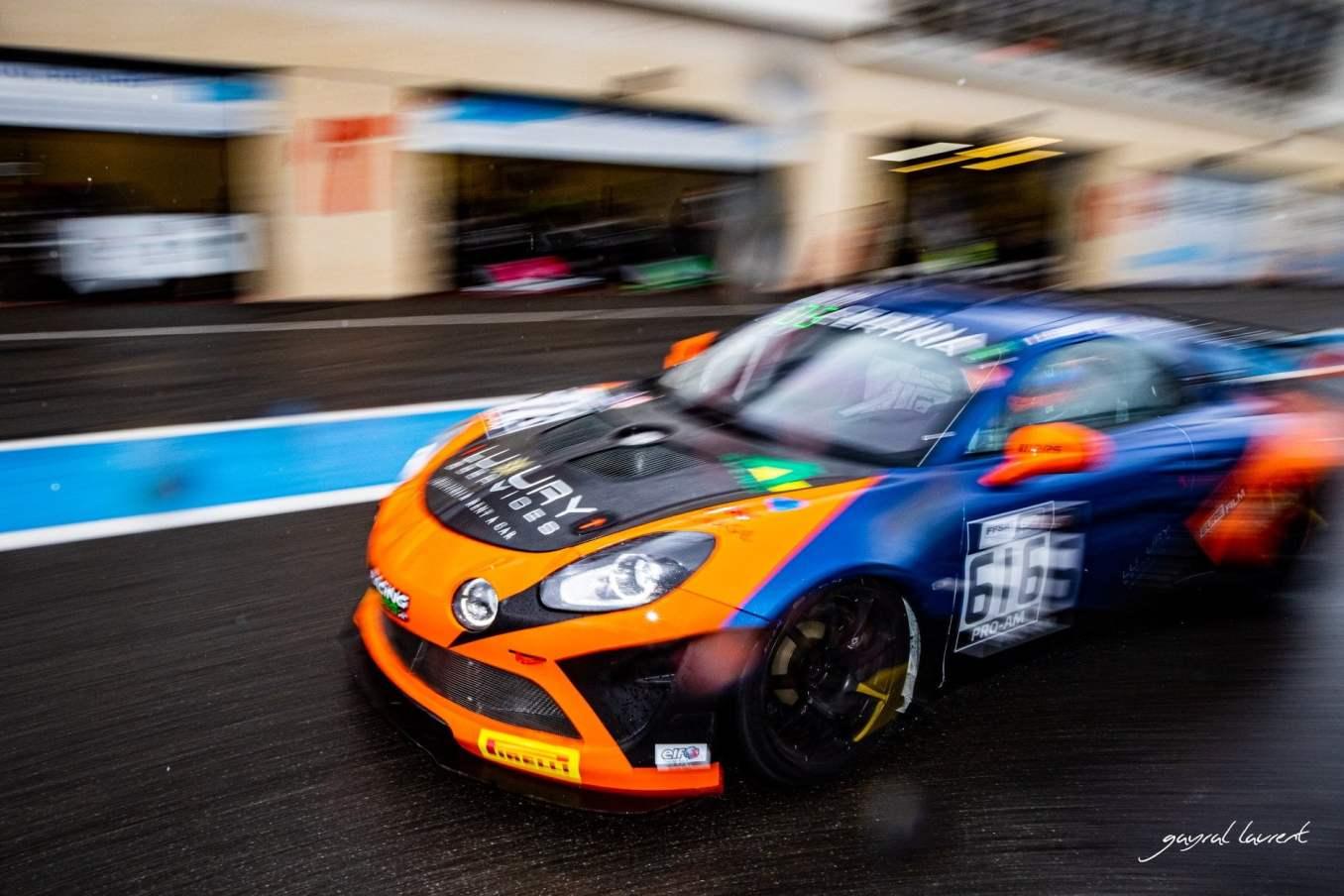 Alpine A110 GT4 FFSA GT Castellet Paul Ricard 2020 6 | Alpine A110 GT4 : Première victoire de Mirage Racing au Castellet en FFSA GT 2020