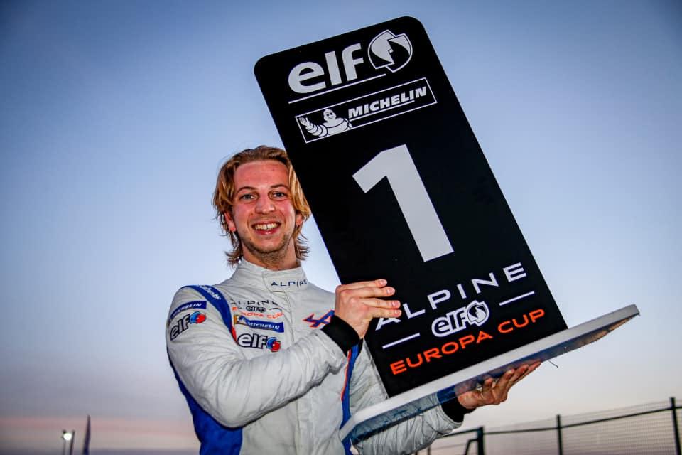 Alpine Elf Europa Cup 2020 MELA SANCINENA WADOUX HURGON HERRERO PORTIMAO 4 | Alpine Elf Europa Cup : Jean-Baptiste Mela sacré Champion 2020 !