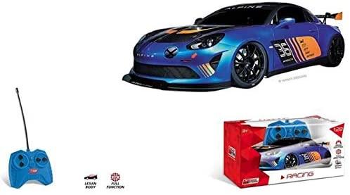 Mondo Motors 128 Voiture radiocommandee Alpine GT4 27mHz   30 idées de cadeaux de Noël pour les passionnés d'Alpine