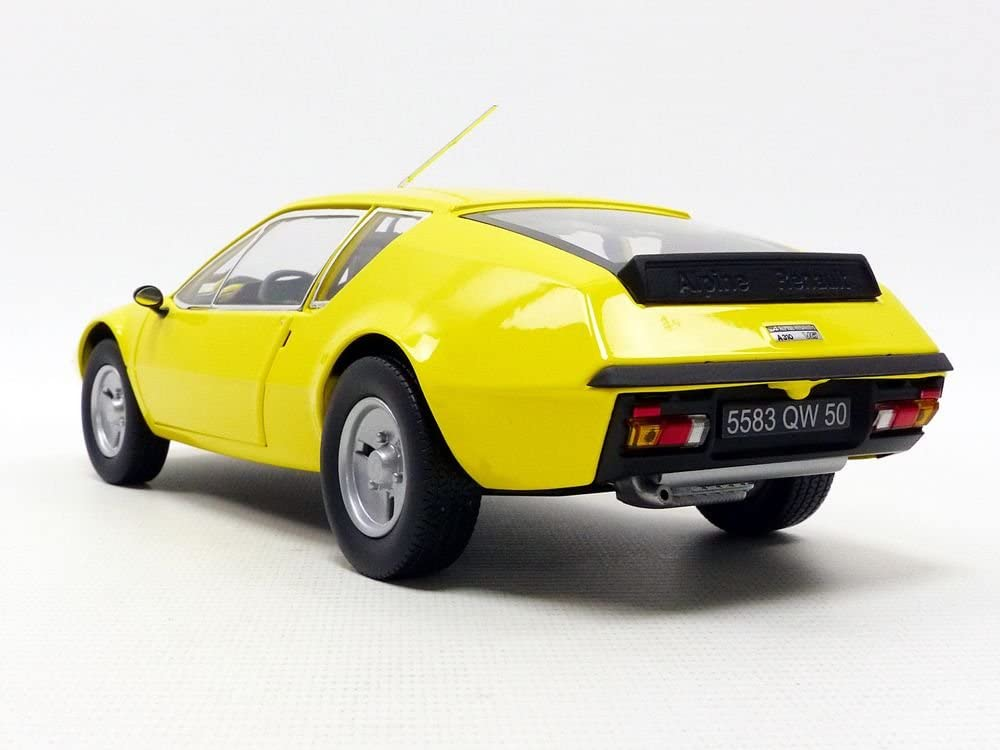 Norev 1977 Yellow Alpine Renault A310 V6 Phase 1 2   30 idées de cadeaux de Noël pour les passionnés d'Alpine