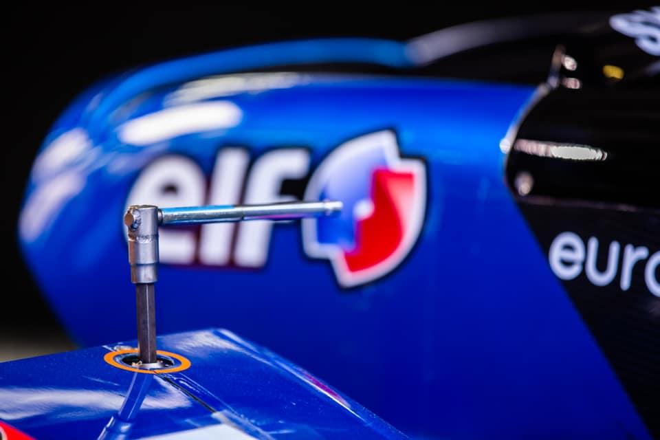Signatech Alpine A470 Laurent Ragues Negrao Bahrein WEC 2020 LMP2 12 | Signatech Alpine atteint la 5ème place à Bahreïn