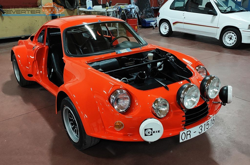 Alpinche Realpor 2 | Alpinche : quand l'Alpine A110 passe au Flat-6 Porsche !