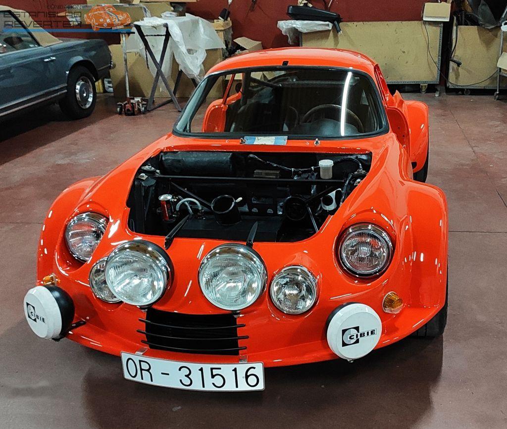 Alpinche Realpor 4 | Alpinche : quand l'Alpine A110 passe au Flat-6 Porsche !