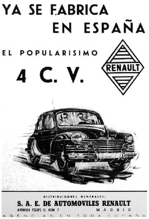 FASA Renault 4 cv