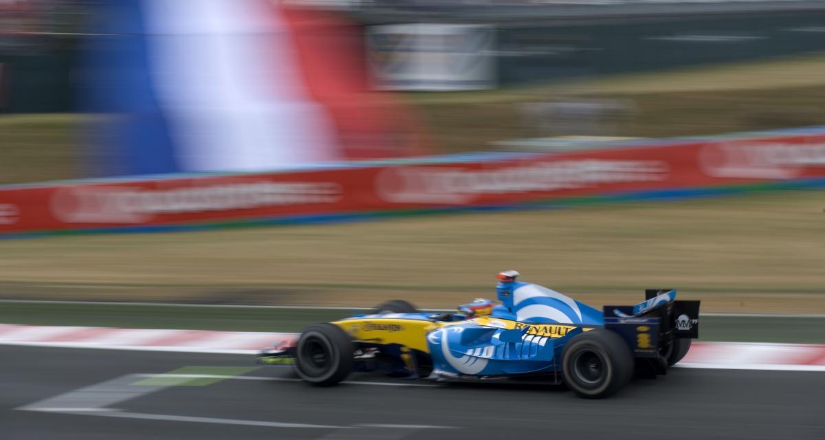 Renault Alpine F1 Alonso