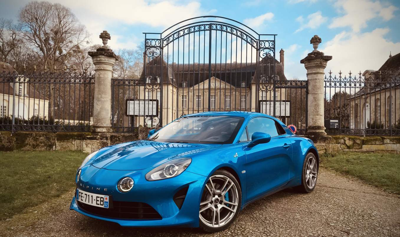 4EFF79C8 BBA5 4C02 8730 D65F60A234ED | A l'essai : Alpine A110, des sensations Pures.