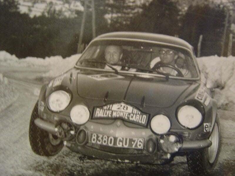 5600E747 5814 44A0 AB95 93F8C8976999 | Rallye Monte Carlo 1971 : Sa majesté Alpine.