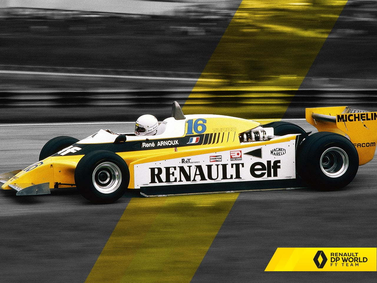 Renault RE20 F1 1980
