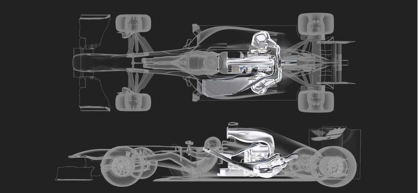 Renault E Tech Hybride V6 | Alpine F1 Team : ce que nous révèle l'A521