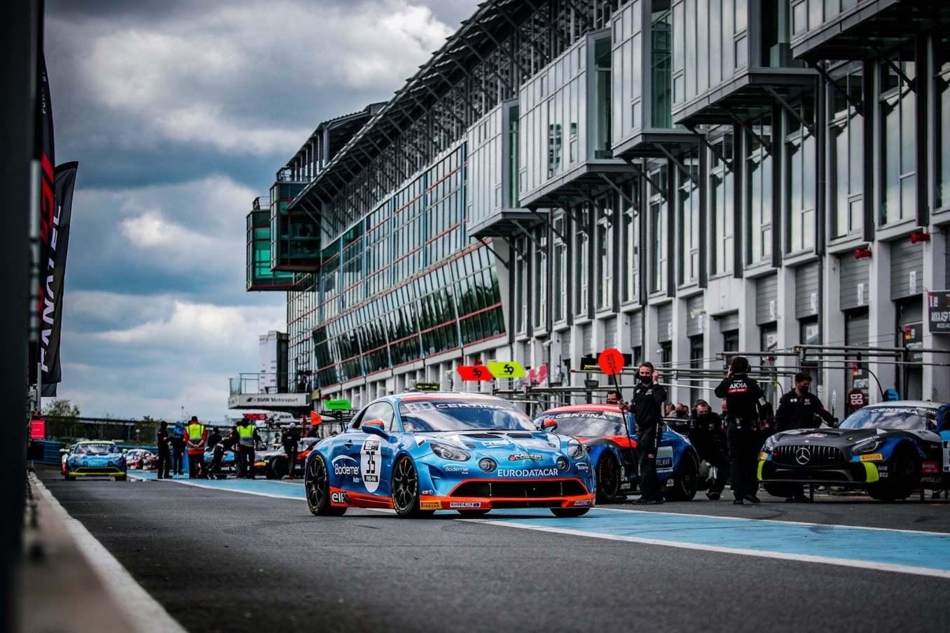 Alpine A110 GT4 Magny Cours FFSA GT 2021 1 | Alpine A110 GT4 : le duo Wallgren - Castelli sur la 2ème marche du podium à Magny-Cours à la course 2