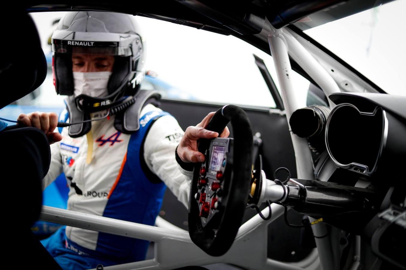 Alpine Elf Europa Cup A110 Magny Cours saison 2021 18   Alpine Elf Europa Cup : Jean-Baptiste Mela domine à Magny-Cours