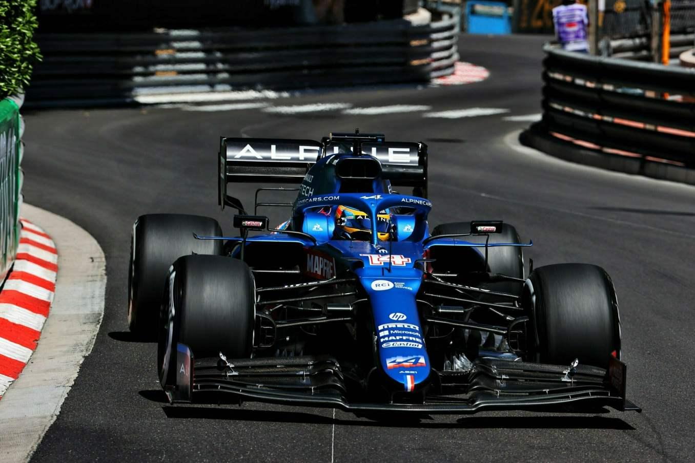 Alpine F1 Qualifications A521 Monaco Alonso Ocon 2021 15 scaled | Alpine F1 n'atteint pas la Q3 à Monaco