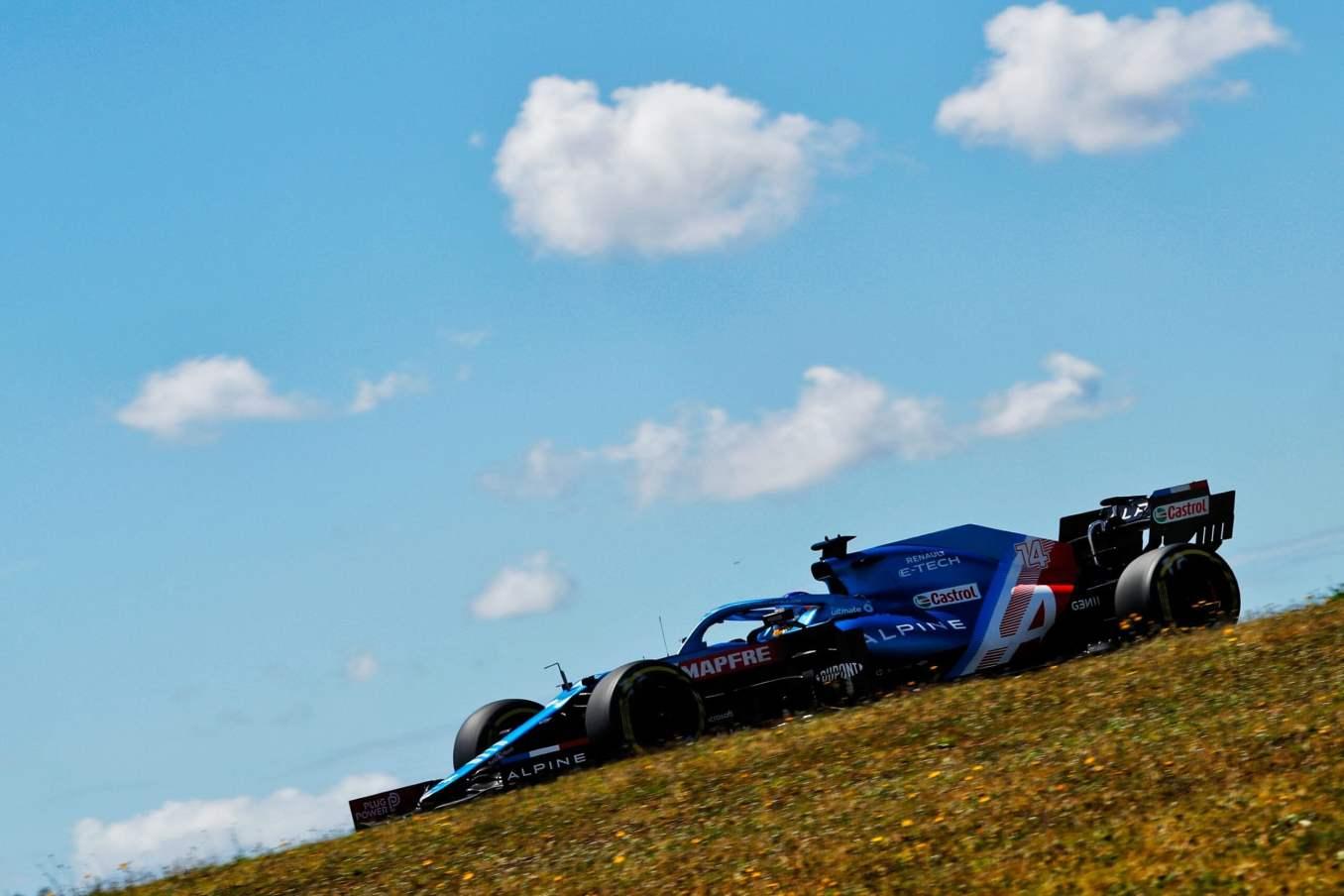 Alpine F1 Team GRAND PRIX HEINEKEN DU PORTUGAL Alonso Ocon 2021 A521 28 scaled   Alpine F1 Team : des essais convaincants au Grand Prix Heineken du Portugal