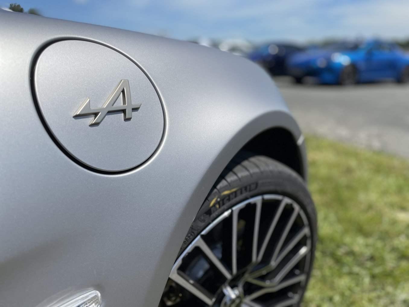 Alpine A110 Legende GT 2021 circuit 15 scaled   Alpine A110 Légende GT 2021, premier contact !
