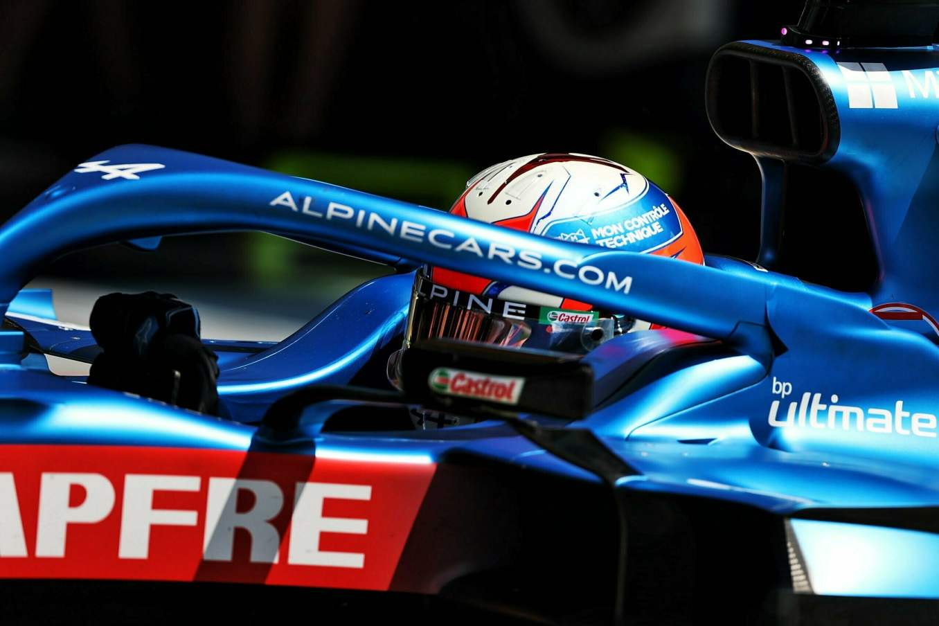 Alpine F1 Team Alonso Ocon Autriche Steiermark Grand Prix Spielberg A521 2021 27 scaled | Alpine F1 : Alonso réitère la Q3 et Ocon trébuche en Q1 à Spielberg