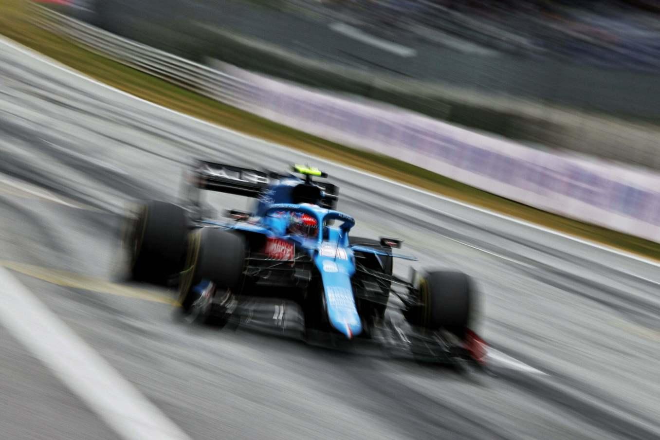Alpine F1 Alonso Ocon A521 GP Autriche Spielberg 2021 14 scaled | Alpine F1 : Alonso rapporte un point au Grand-Prix d'Autriche