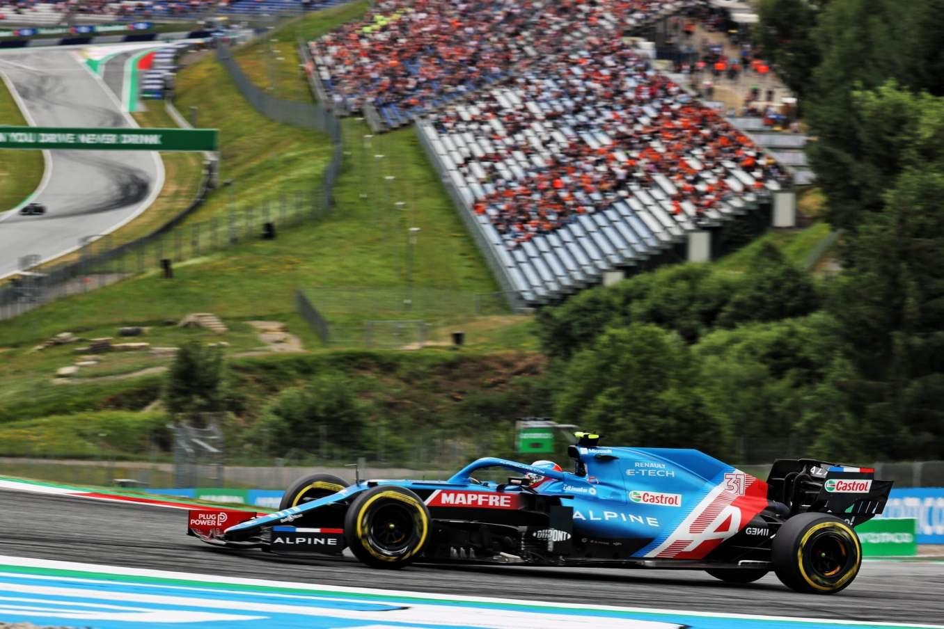 Alpine F1 Alonso Ocon A521 GP Autriche Spielberg 2021 23 scaled | Alpine F1 : Alonso rapporte un point au Grand-Prix d'Autriche