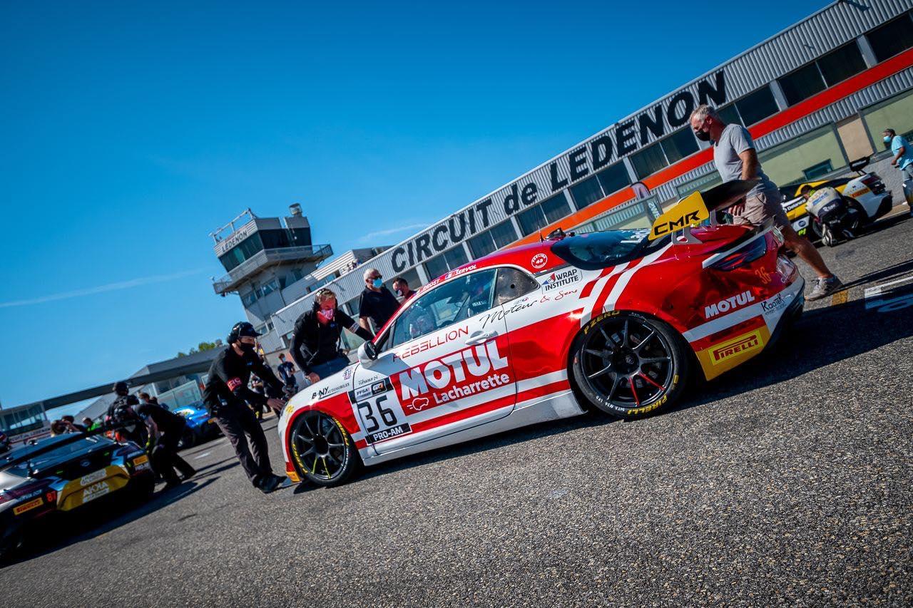 FFSA GT4 Alpine A110 Prost Redele Servol Ledenon 2021 21 | FFSA GT : Victoire en Pro-Am de Servol et Prost en Alpine A110 GT4