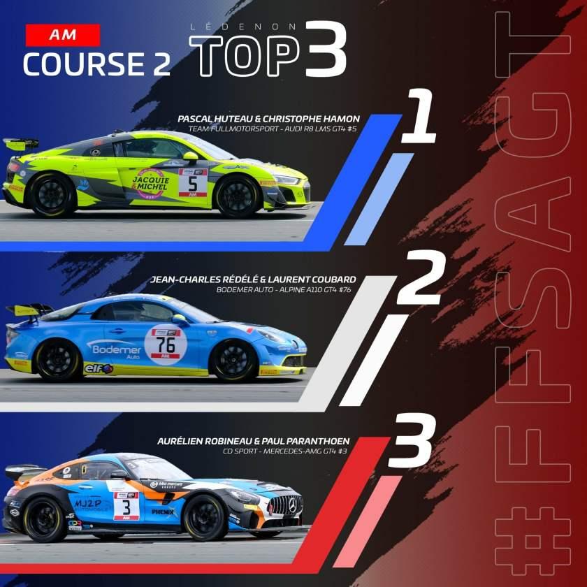 FFSA GT4 Alpine A110 Prost Redele Servol Ledenon 2021 27 | FFSA GT : Les duos Rédélé - Coubard et Ferté - Demoustier en P2 dans leurs catégories respectives à Lédenon