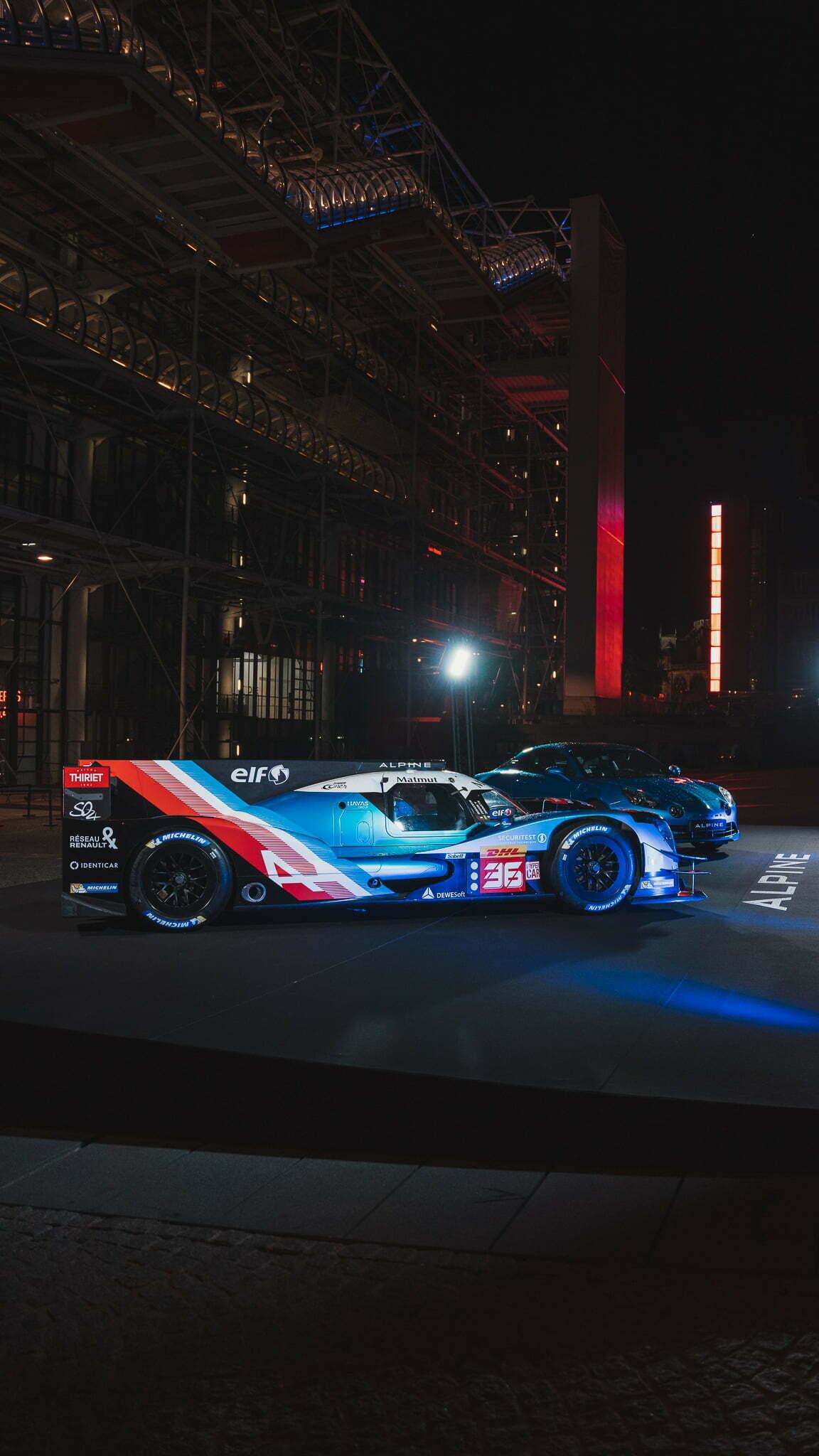 Alpine sengagera aux 24h du Mans 2024 en LMDH avec un chassis Oreca et un moteur Alpine 34 | Alpine s'engagera aux 24h du Mans 2024 en LMDh avec un châssis Oreca et un moteur Alpine 🇫🇷