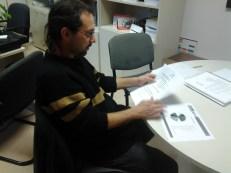 Jordi amb els presuspots que no estàn publicats ni poden ser extrets de l'Ajuntament