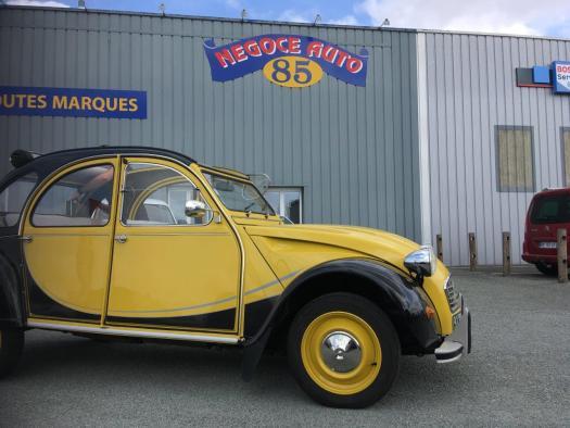2CV-Z'Yvettes à La Bréjolière
