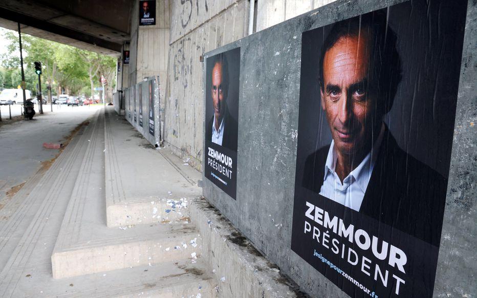 soutien Zemmour