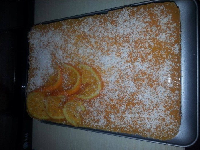 Gâteau facile à l'orange
