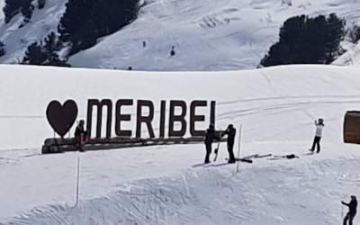 Sortie Méribel du 25/03/2019