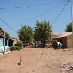 Une rue du village
