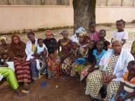 Bulletin-Réunion des femmes du jardin communautaire