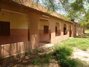 Construction de trois nouvelles classes en 2016