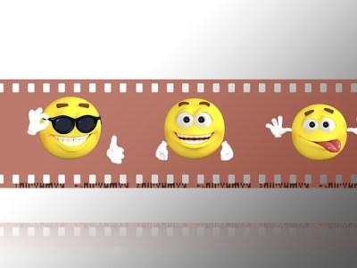 Les Emojis se font des films