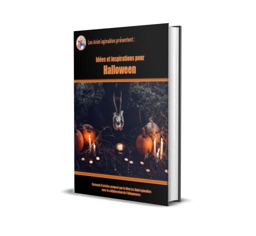 Couverture Carnaval Halloween DIY Book Design