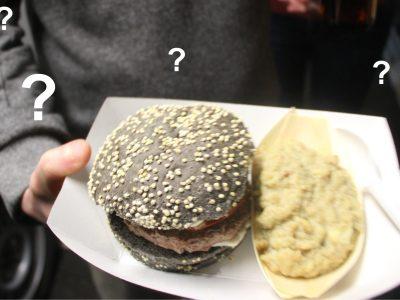 Un burger mystérieux et plein d'émotions