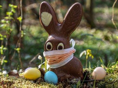 Fêter Pâques chez soi pendant le confinement