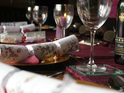 Créez vos propres crackers pour votre réveillon de Noël et épatez vos invités !