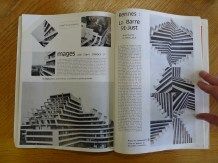 Plaquette de présentation des oeuvres conçues par G. Maillols, la Barre St-Just, 1969. Archives de Rennes 14 Z 42. Cliché Macula Nigra, 9 mai 2016.