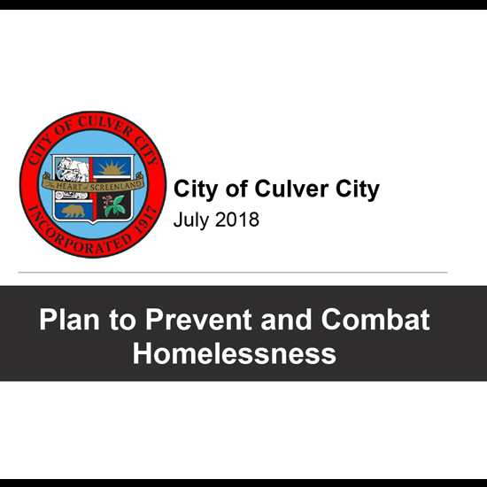 Housing & Community Development Solutions - City of Culver City