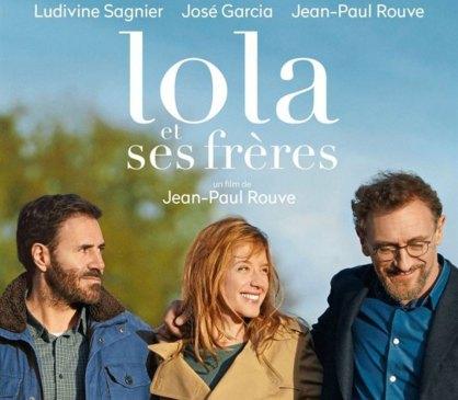 Lola et ses frères  de Jean-Paul Rouve À l'affiche le 25 janvier