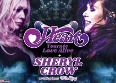 Heart sera de retour au Centre Bell avec la tournée love alive