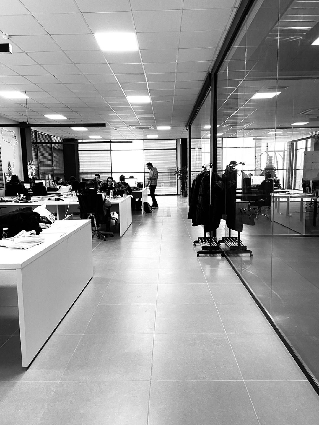 Rénovation bureaux/locaux professionnels Rouen, Seine-Maritime, Eure