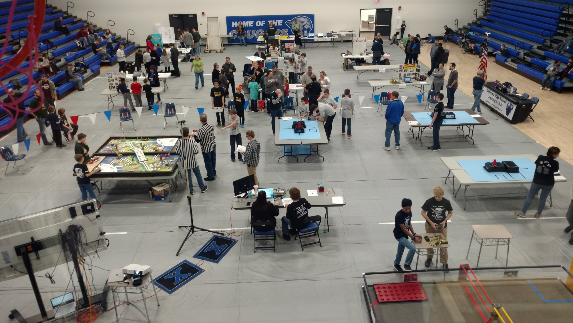 2020 Lutheran All Schools Robotics Expo