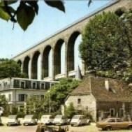 Cachan Aqueducs et Maison Cousinde Méricourt