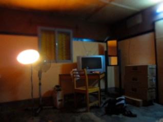 Ma chambre à Ouaga